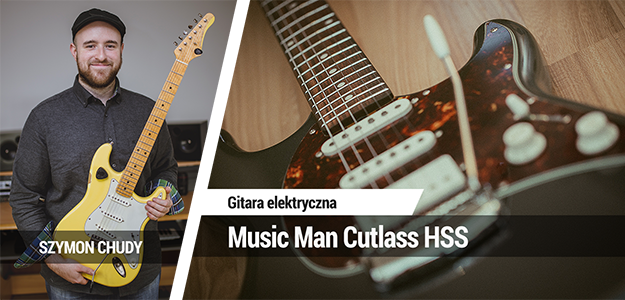 TEST: Music Man Cutlass HSS