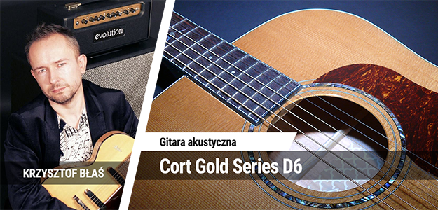 TEST: Cort Gold Series D6
