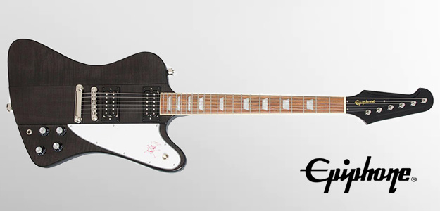 Slash i Epiphone prezentują Limited Edition Slash Firebird