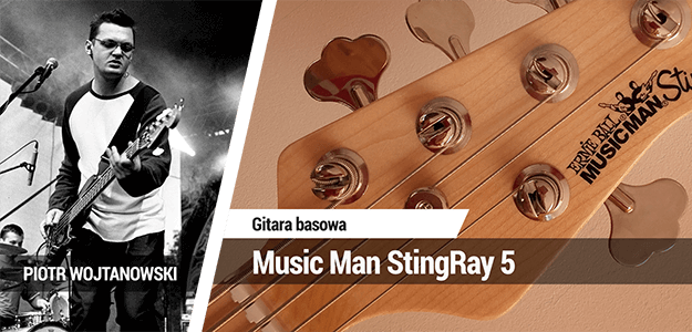 TEST: Music Man StingRay 5