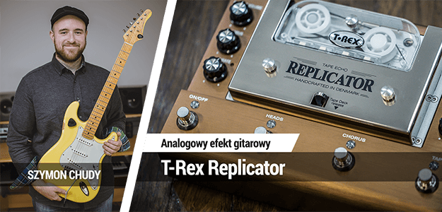 TEST: T-Rex Replicator