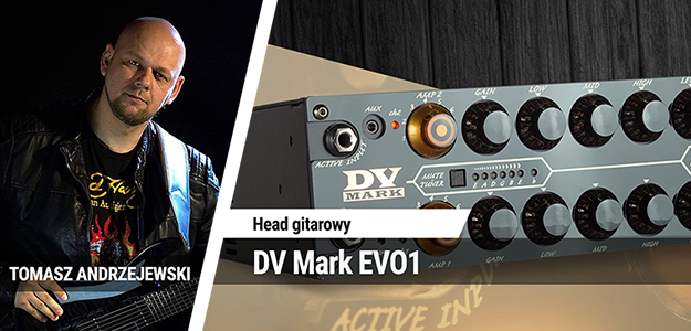Head gitarowy DV Mark EVO1