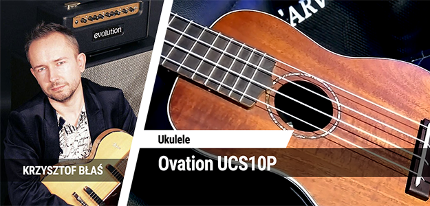 TEST: Ovation UCS10P