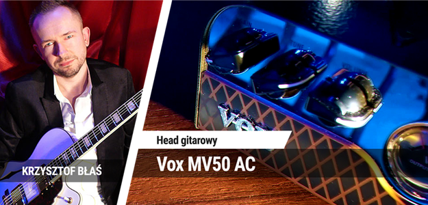 Head gitarowy Vox MV50 AC
