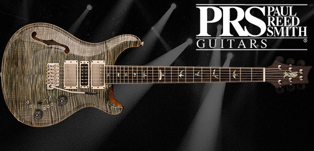 PRS Private Stock Super Eagle II - Nowa gitara Johna Mayera!