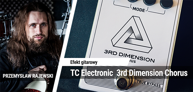 TEST: TC Electronic 3rd Dimension Chorus