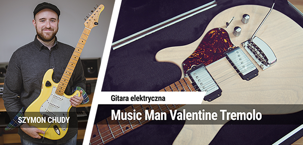 TEST: Music Man Valentine Tremolo