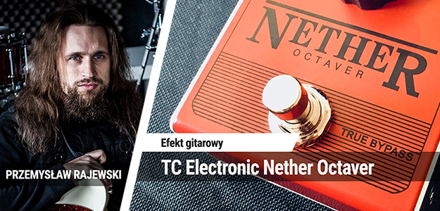 Efekt gitarowy TC Electronic Nether Octaver