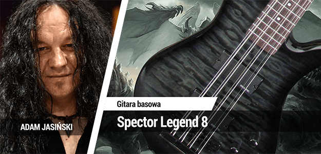 TEST: Spector Legend 8