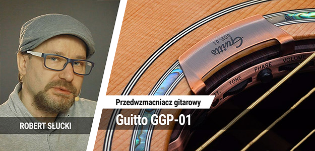 Test preampa Guitto GGP-01