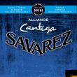 Savarez 510 AJ Alliance Cantiga High Tension - struny do gitary klasycznej - zdjęcie 1
