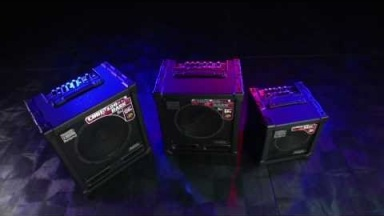 CUBE-XL Bass Series Overview
