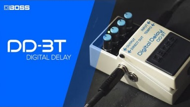 Unveiling - BOSS DD-3T Digital Delay
