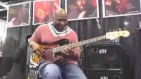 EBS Artists Tommy Brown & Kern Brantley NAMM 2008