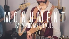 Walrus Audio Pedal Play: The Monument Harmonic Tap Tremolo V2