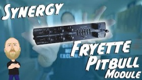 Synergy Fryette Pittbull Ultra Lead - Demo