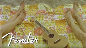 Introducing The California Coast Ukuleles | Fender