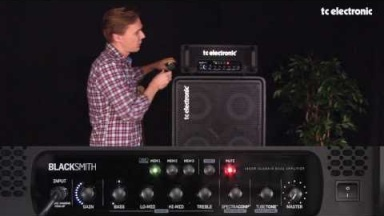 TC Electronic Blacksmith - Front Panel Overview