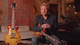Lee Roy Parnell '59 Les Paul St. - Nowa sygnatura od Gibsona