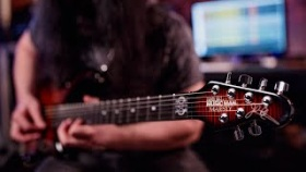 Ernie Ball Music Man John Petrucci 2019 Majesty | Features Overview