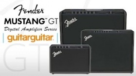 "A look at the Fender Mustang GT ""Generation Three"" amps."