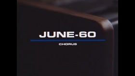 JUNE-60 Chorus - Official Product Video