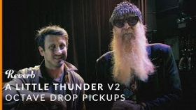 The A Little Thunder v2 Octave Drop Pickups Used by Billy Gibbons | Reverb Demo