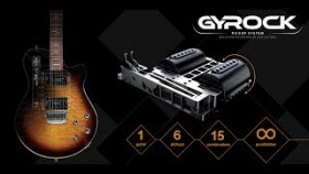 ONE GUITAR TO ROCK THEM ALL - Richard Fortus of GUNS N' ROSES Official Demo for GYROCK