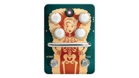FUR COAT Fuzz Pedal with octave from Orange Amps
