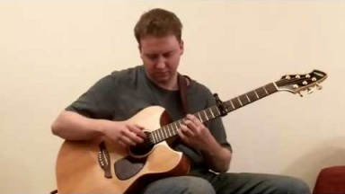 "Patrick Woods plays ""Storm Watch"" with SpiderCapo"