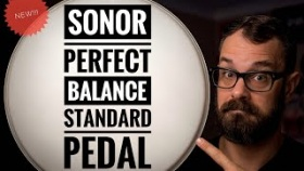 Sonor Perfect Balance Standard Pedal : Bearded Breakdown 10/3/18