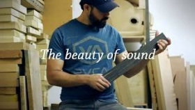 The Beauty of Sound - Polak Guitars demo & crafting the Oxide guitar