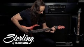 John Petrucci Demos His Sterling by Music Man Majesty - MAJ100