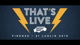 Powersoft & Outline: That's Live 2018 - Rockin' 1000