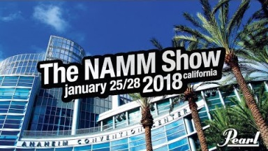 2018 NAMM Show: Session Studio Select + FREE Floor Tom