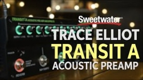 Trace Elliot Transit A Acoustic Preamp Pedal Review